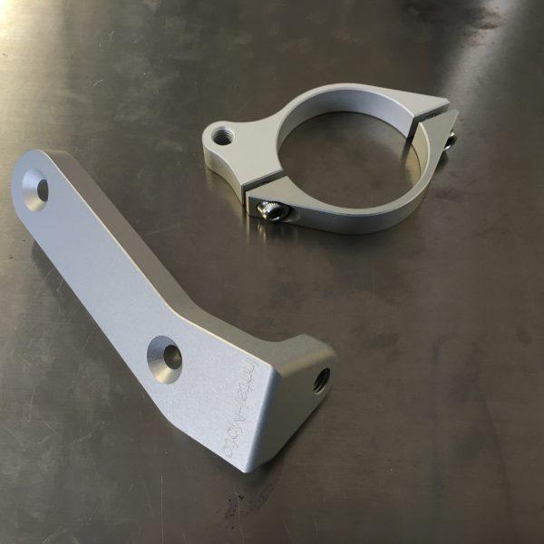 Lenkungsdämpfer Haltekit Yamaha R6
